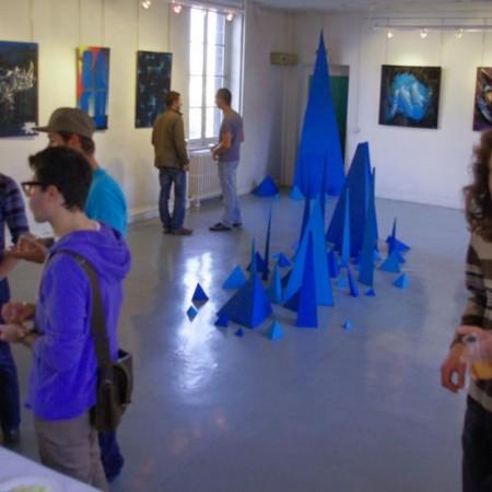 Blue Velvet - Exposition