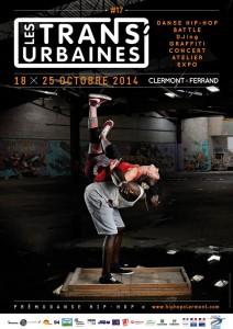 trans'urbaine clermont-ferrand 2014