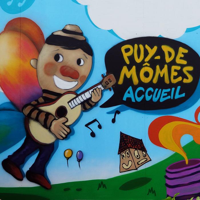 Festival Puy de Mome