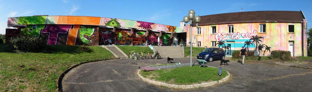 Street Art City - Projet PTT