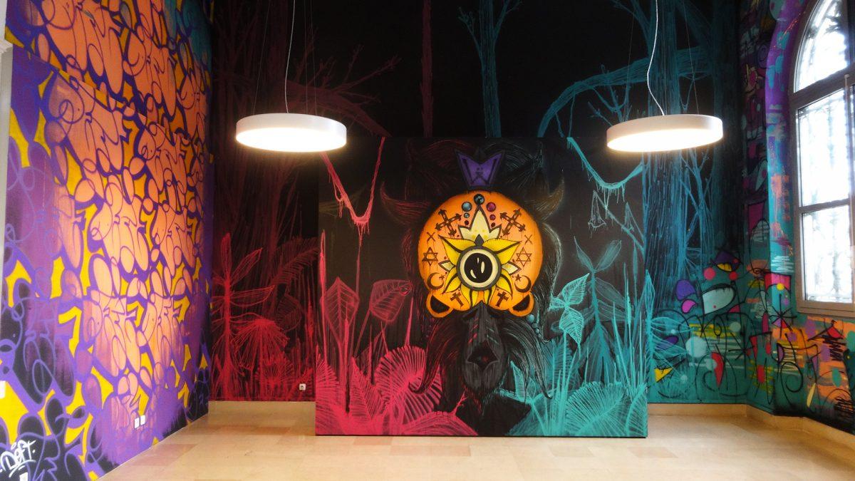 Musée Bargoin - Exposition Rebelles - Graffiti - ENDtoEND
