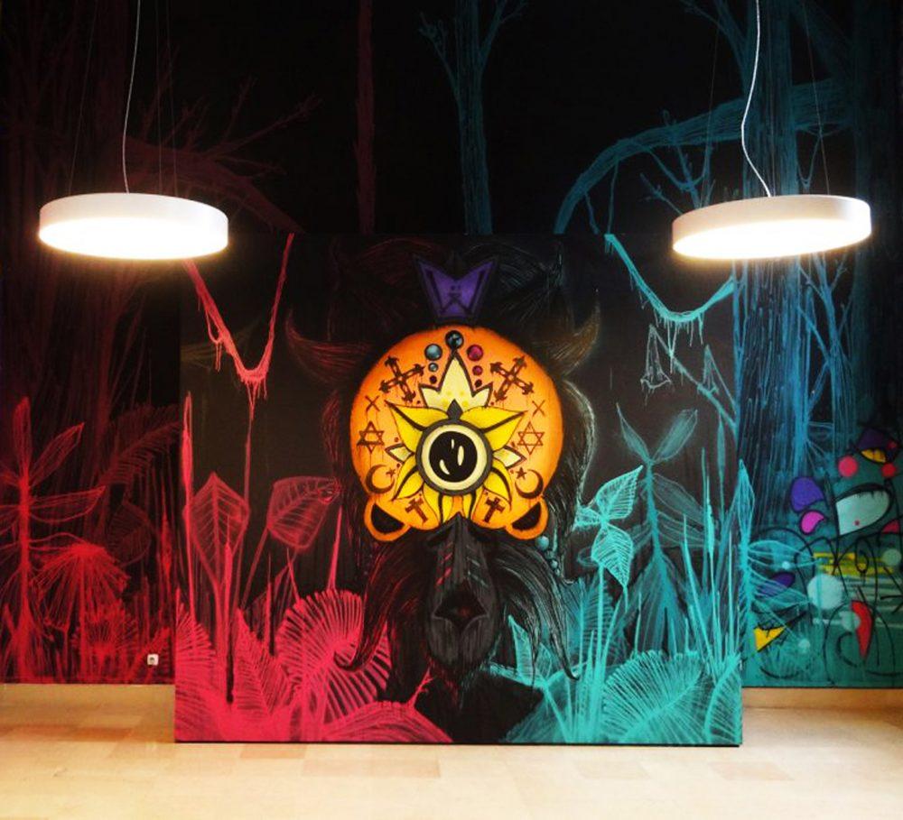 waro graffiti musee