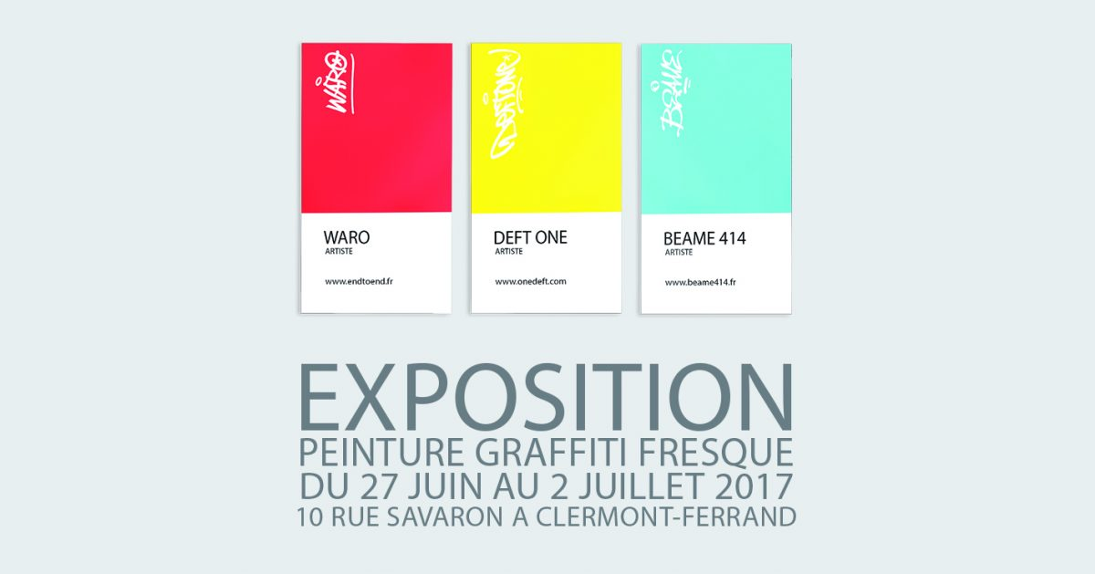 exposition graffiti street art